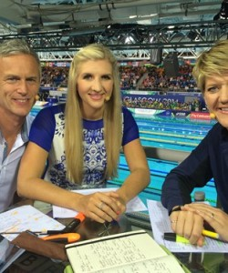 bbc commentary team commgames 2014