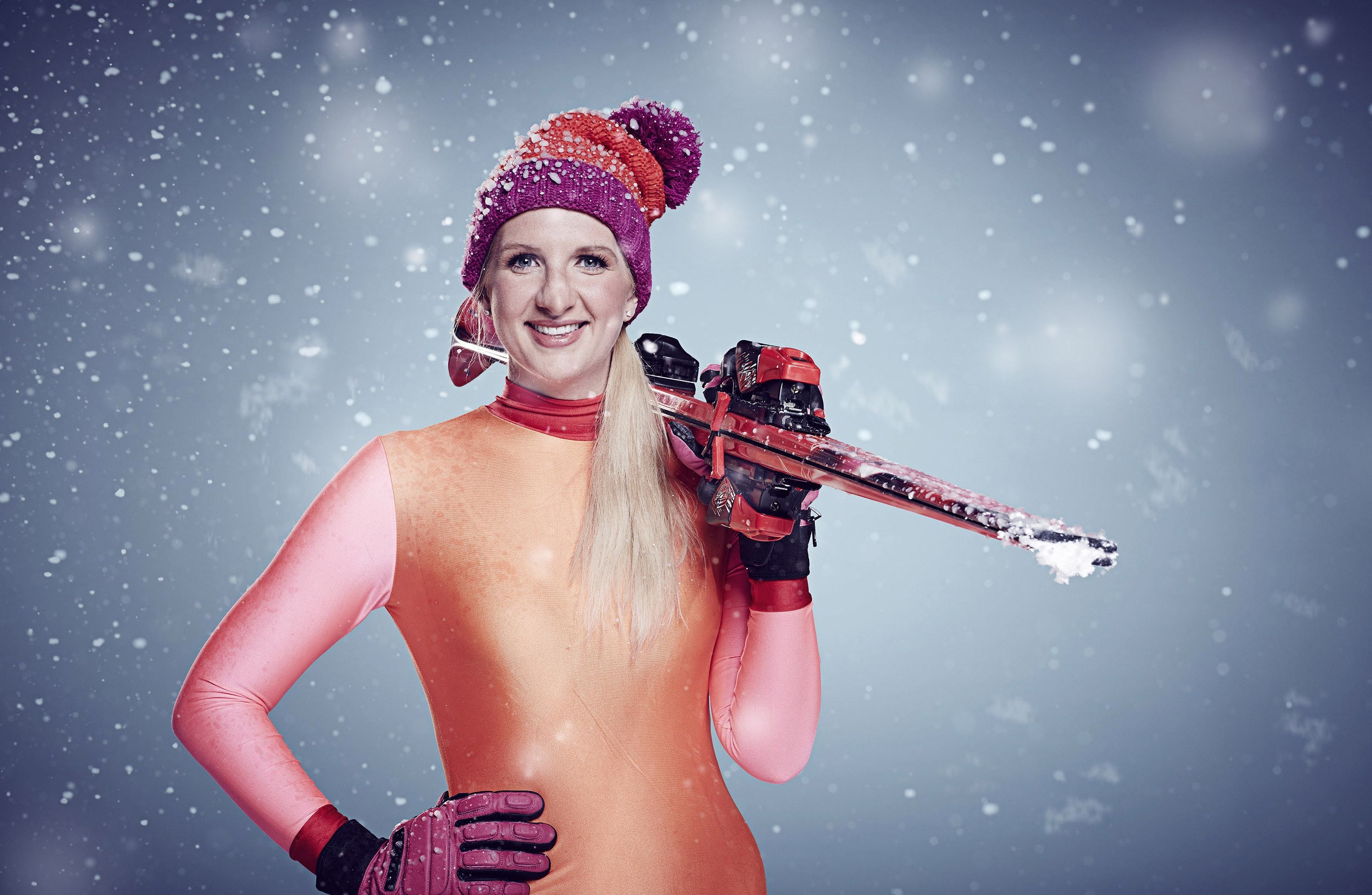 The Jump Series 3 - Rebecca Adlington