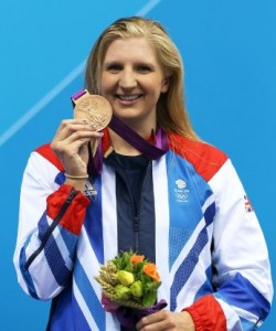 Becky Adlington London Olympics